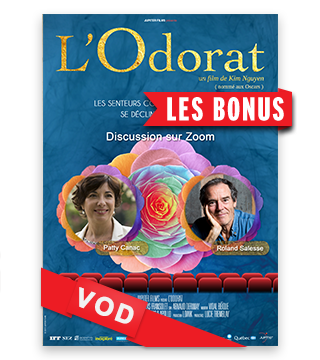 Odorat, L' / Le bonus : discussion sur Zoom / HD / 48H / VF