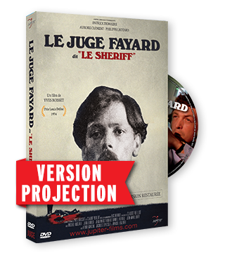 "Le Juge Fayard dit ""Le Sheriff"" - Version de projection"