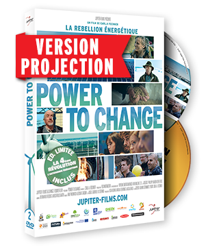 Power to Change - Version de Projection
