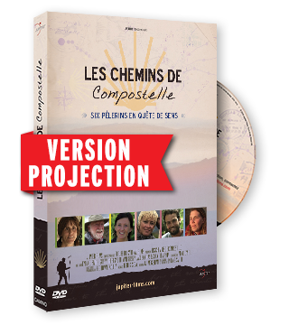 Les Chemins de Compostelle - Version de projection