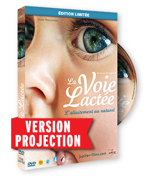 La Voie Lactée -  Version de projection